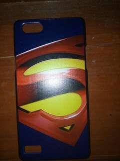 Hardcase Superman Oppo A33(Neo 7)