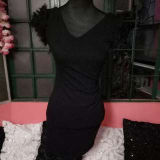 Cardilan - Elegant Black Dress