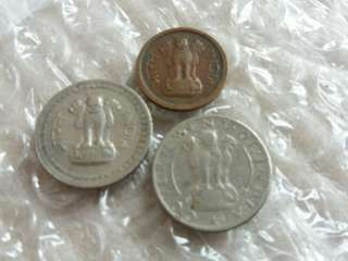 Lot Of Old India Coin