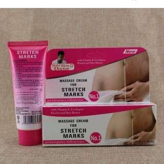Massage Cream for stretch mark