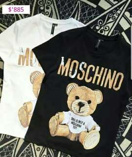 Moschino blus teddy bear