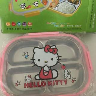 Food container & tray