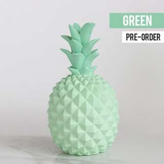 [PO] Nordic Green Pineapple Decoration & Coin Holder