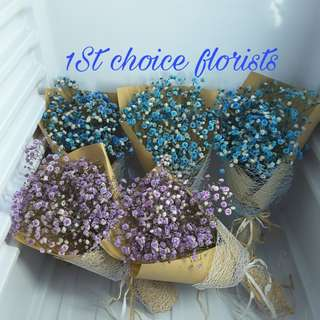 Fresh baby breath suitable for all occasions