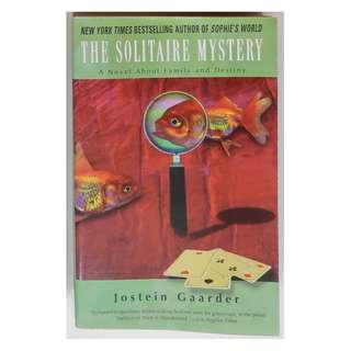 The Solitaire Mystery by Jostein Gaarder