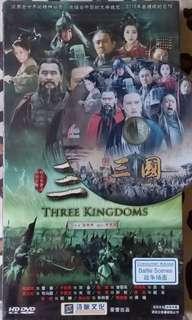 三國-完整版。THREE KINGDOM Complete Series