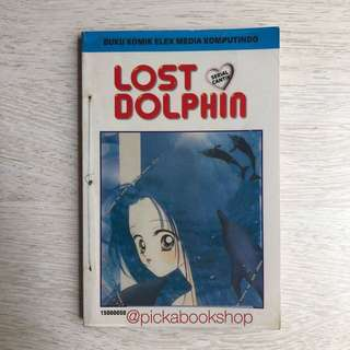 Komik Elex Serial Cantik - One Shot - Lost Dolphin - Ryo Arisawa