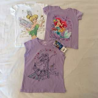 Brand new Princess Tees