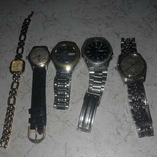 Antique Hand Watch