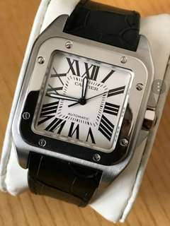 (Pending)2days sales only, Cheapest Cartier Santos 100 XL 4sale cheap!