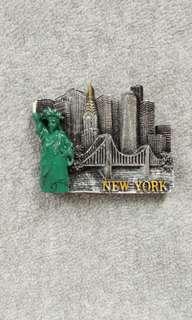 NY Fridge Magnet