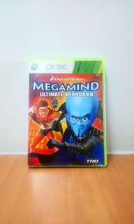 DreamWorks Megamind Ultimate Showdown Xbox 360