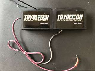 ToyolTech Voltage Stabilizer n Power Saver