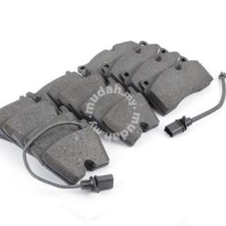 AUDI R8 FRONT & REAR DISC BRAKE PAD