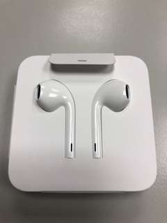 Apple Iphone Wired EarPods 蘋果iphone原裝耳筒 有線