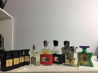 Men's fragrance 100% genuine authentic 5ml decant