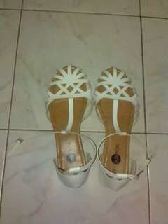 Doll shoes flat shoes