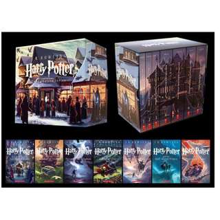 Pre Register - Harry Potter Special Edition Book Set