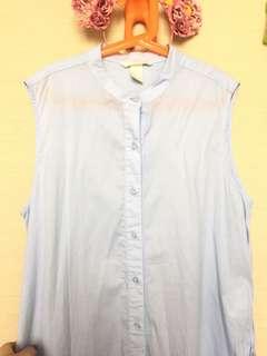 H&M basic long shirt