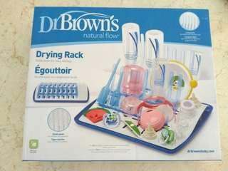 BNIB Dr Brown's drying rack