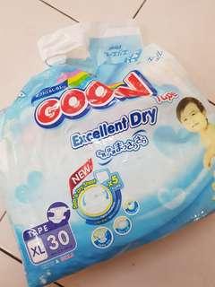 Goon diaper XL