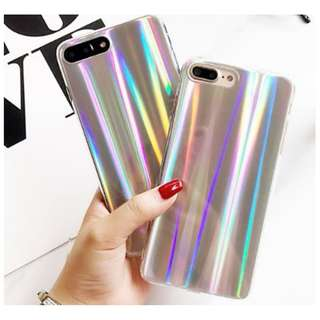 iPhone Holographic Phone Case