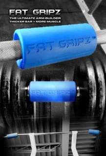 Fat Gripz - The Ultimate Arm Builder (Great for forearms)