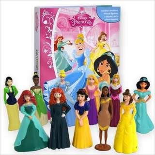 My Busy Books - Disney Princess