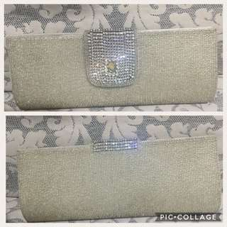 Clutch bag/wallet