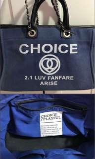 Choice 藍色經典款