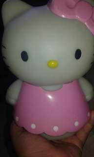 Hello kitty mood lamp