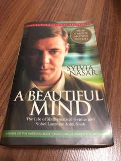 Sylvia Nasar A Beautiful Mind (fiction)
