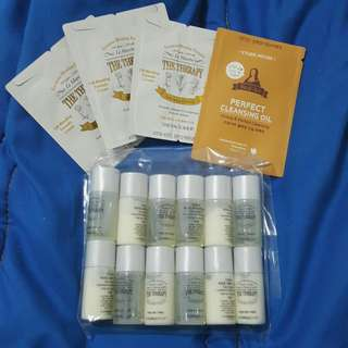 The Face Shop - The Therapy Anti-Agung Formula