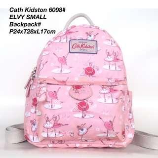 Tas Wanita Ransel Cath Kidston Elvy Small Backpack 6098 - 2