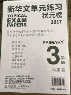 Primary 3 Topical Exam Papers