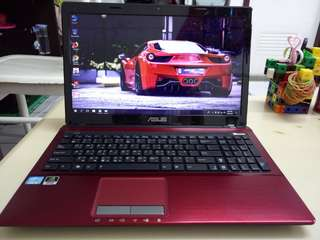ASUS i5/Win7/4Gb/750Gb Hdd/15.6inch/Gaming 2Gb Nvidia