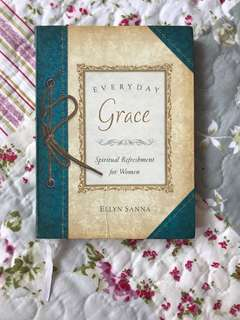 Everyday Grace (Spiritual Refreshment for Women) by Ellyn Sanna (2011-04-01) (Paperback)