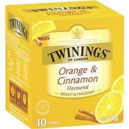 Orange & Cinnamon 10 Tea Bags