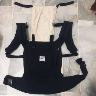 Authentic Ergobaby Organic Baby Carrier