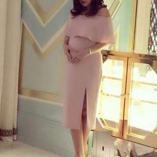 Dress maternity (reprice)