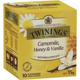 Camomile, Honey & Vanilla 10 Tea Bags