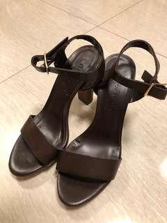 FREE - Agnes b 高踭涼鞋