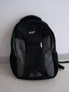 Acer laptop backpack