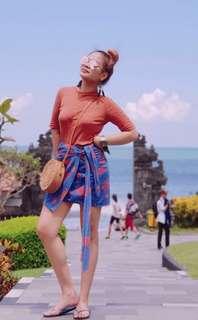 Rattan Bag straight from Bali