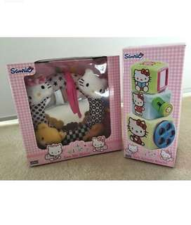 HELLO KITTY Play Sets
