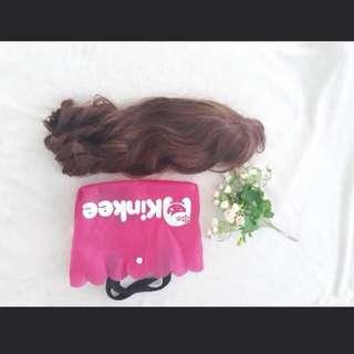 Wig pinoko cantik