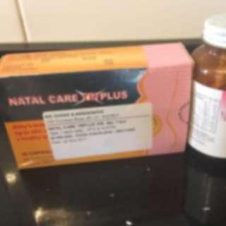 Natal care triplus fish oil
