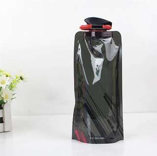 Brand New Foldable Water Bottle