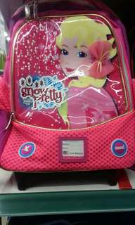 Snow Pretty School Bag