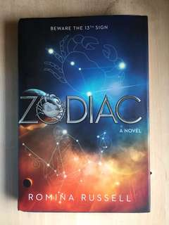 ZODIAC by Romina Russell (Hardcover)